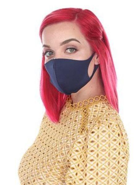 Terra Terra Breathable Mask In Navy