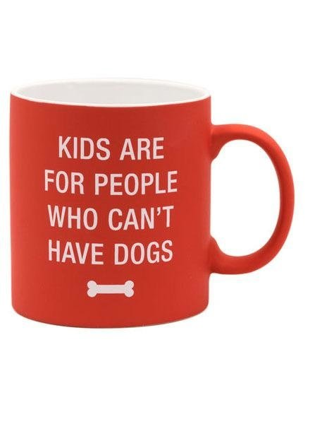 Kids Are For People Mug