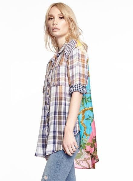 Aratta Aratta's Hibiscus Shirt