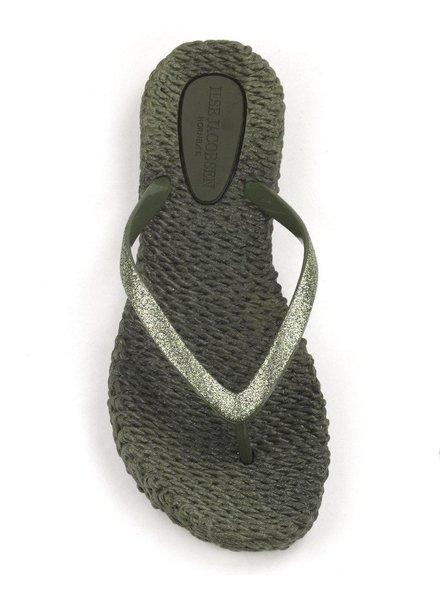 Ilse Jacobsen Ilse Jacobsen Cheerful Flip Flops In Army