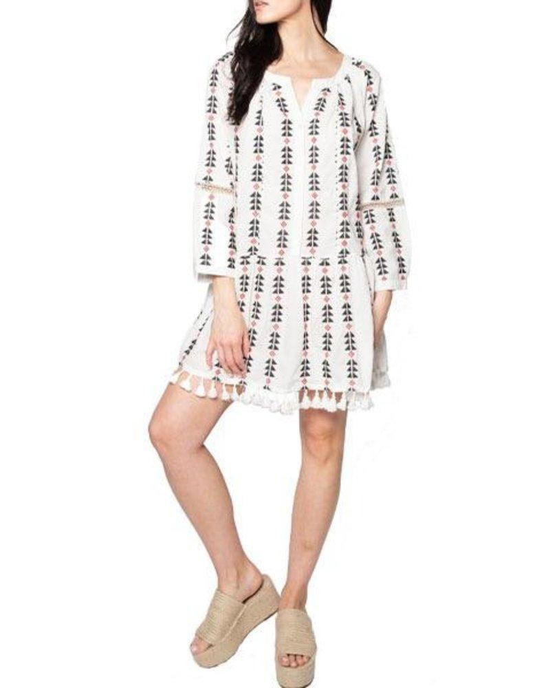 Area Stars Area Stars Sorrento Tassel Dress