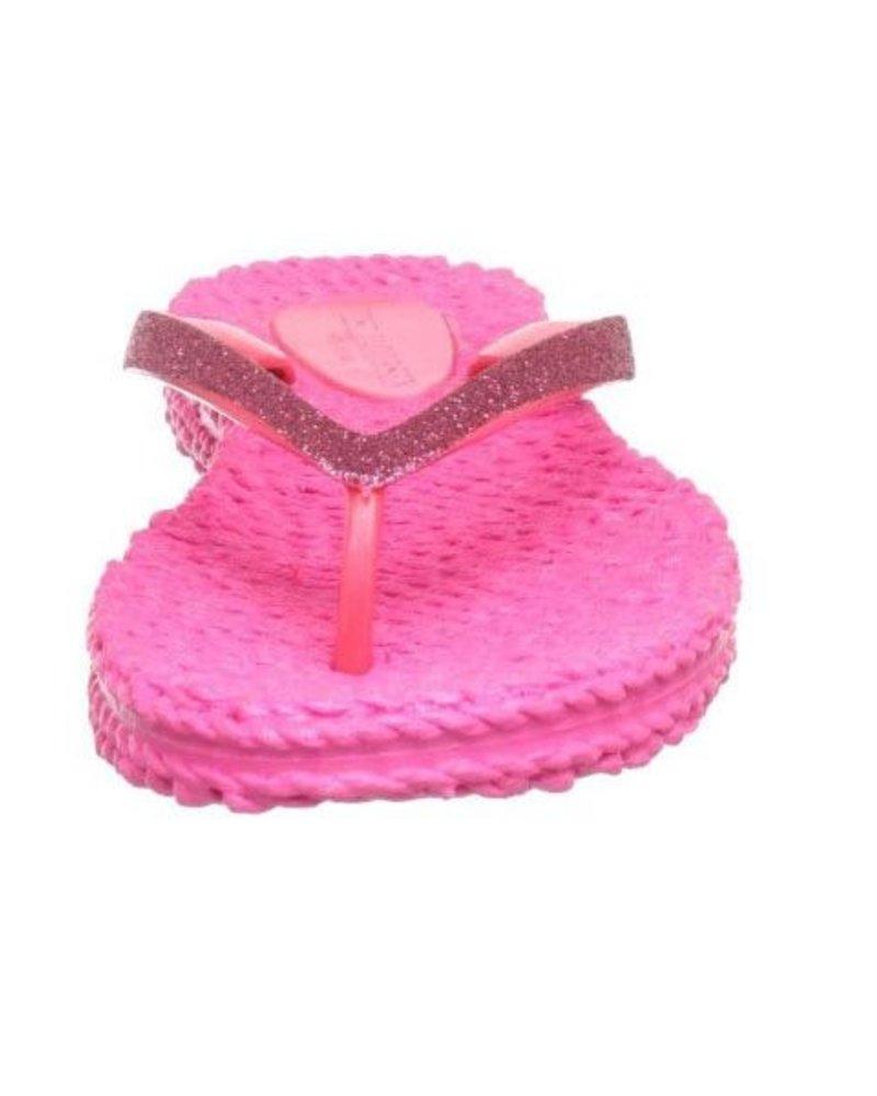Ilse Jacobsen Ilse Jacobsen Cheerful Flip Flops In Warm Pink