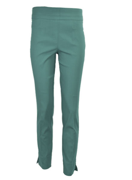 Renuar The Ankle Cigarette Magic Pant In New Aqua