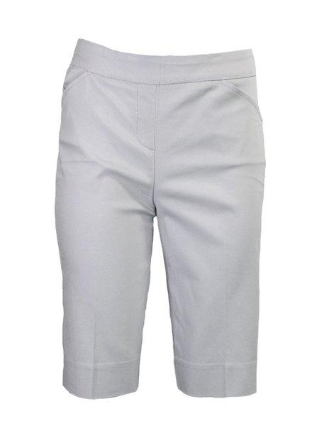 Renuar Magic Bermuda Shorts In Silver