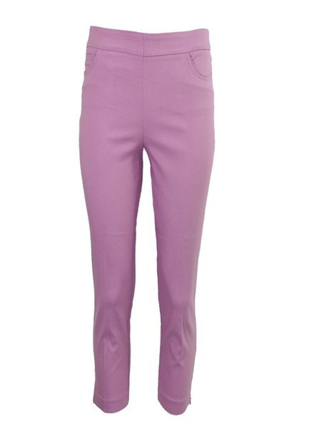 Renuar Magic Capri Pant In Violet