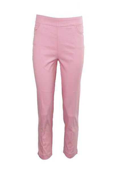 Renuar Magic Capri Pant In Blush