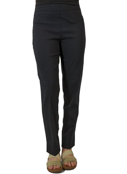 Renuar The Ankle Cigarette Magic Pant In Black