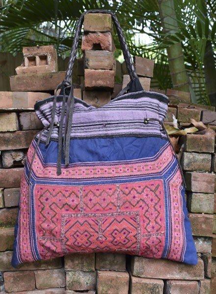J.P. & Mattie Azazoo Hill Tribe Bag