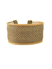 Woven Gold Mesh Streets Ahead Bracelet