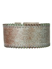 Streets Ahead Santa Fe Bead & Leather Cuff