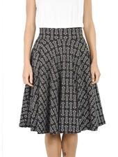 Effie's Heart Sojourn Skirt in My Way Print
