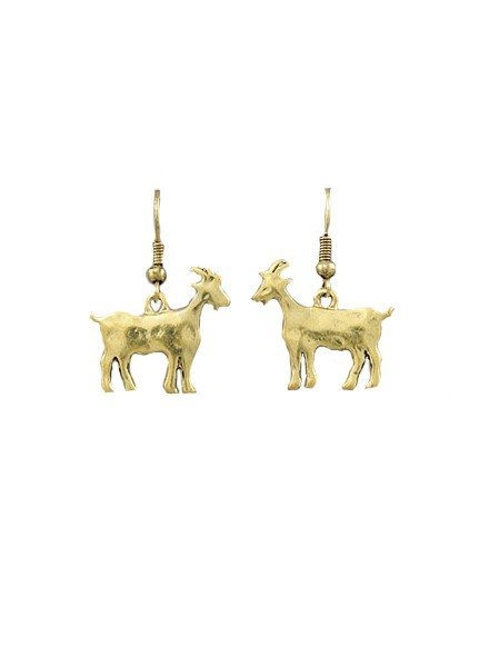 Lil' Goat Earrings