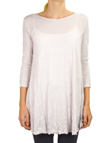 Comfy's Simple Tunic In Crinkle Mist