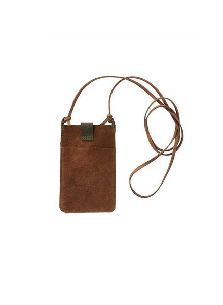 Leather & Suede IPhone 6 Case