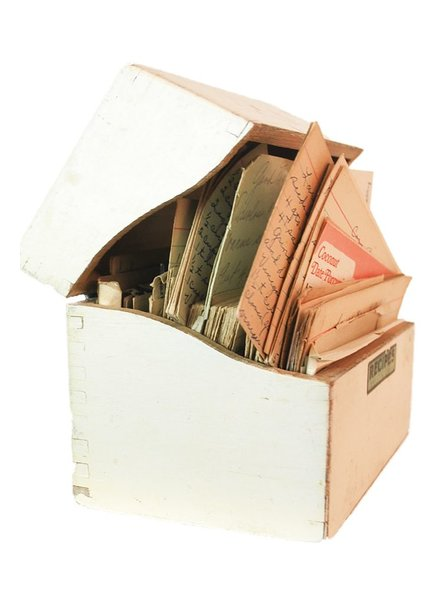 Grandma's Recipe Box
