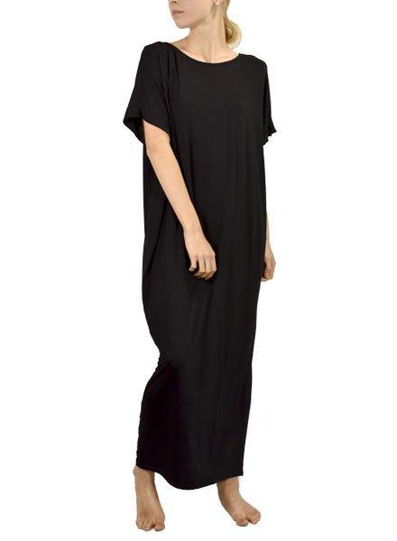 Traffic People Traffic People's Tassel Dress In Black