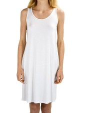 Comfy's San Jose Dress In White
