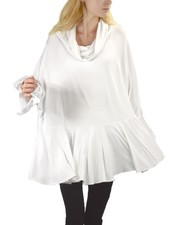 Comfy Marion Top In White
