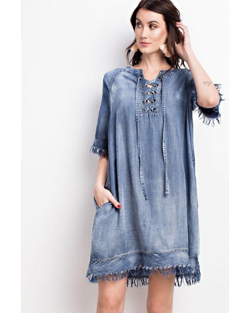 My Easy Denim Dress