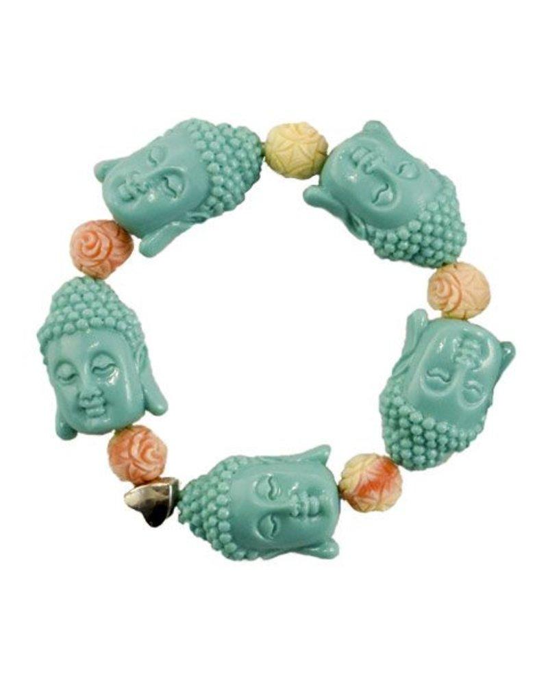 Siddhartha Bracelets In Turquoise