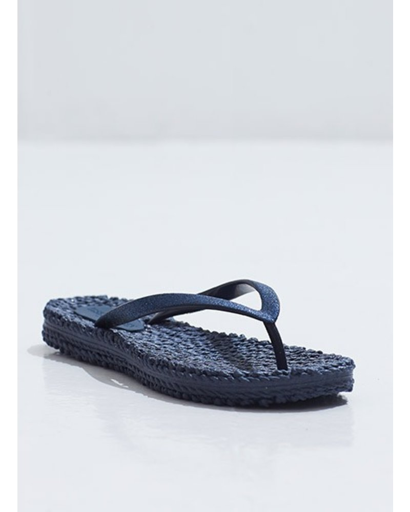 Ilse Jacobsen Ilse Jacobsen Cheerful Flip Flops In Navy