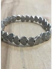 Bali Tiny Heart Stretch Bracelet