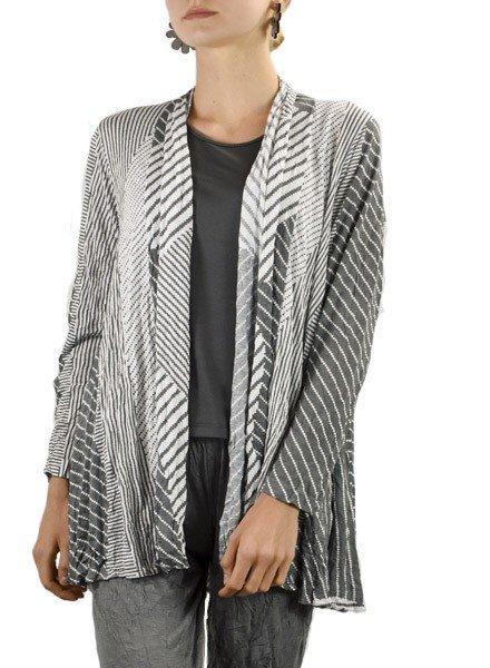 Comfy Newport Jacket In Amy Print