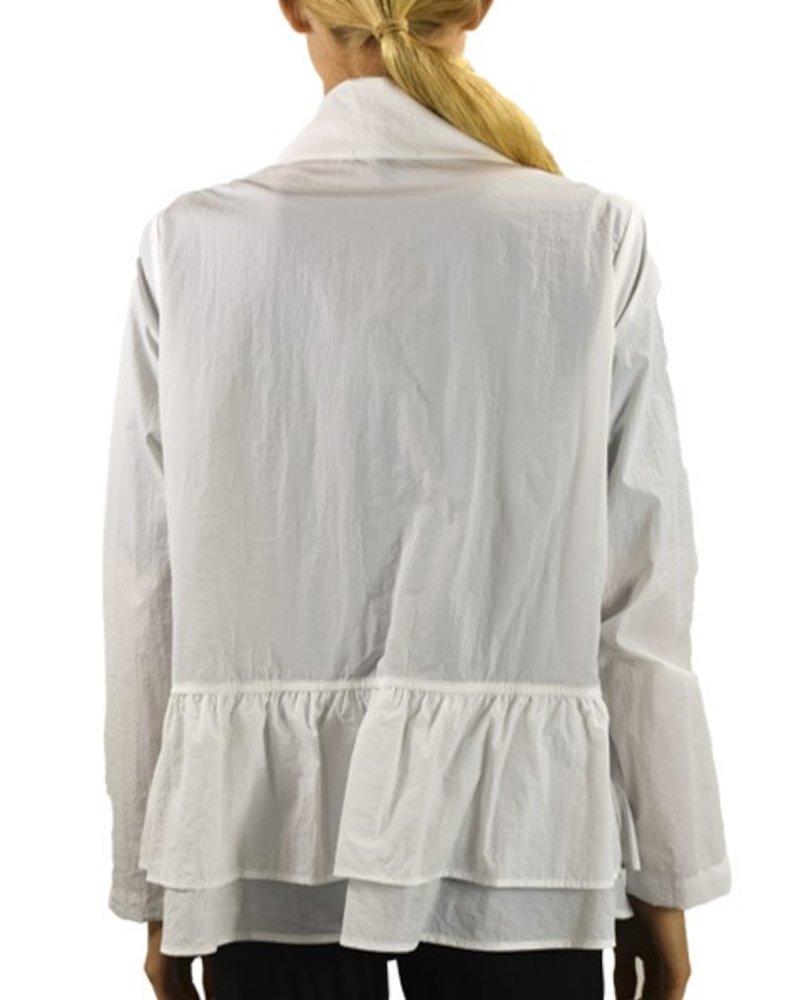 Comfy's Jason Jasmine Jacket In White