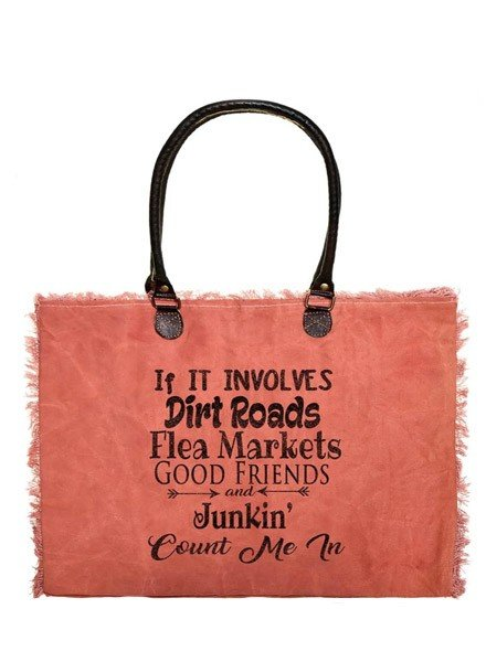 Good Friends Junkin' Market Tote