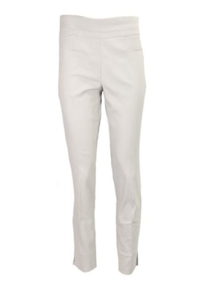Renuar The Ankle Cigarette Magic Pant In Silver