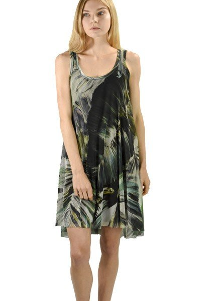 Petit Pois Swing Tank Dress From The Palm Desert Collection