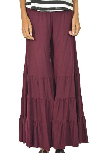 Take Me To Rio Pants In Fig