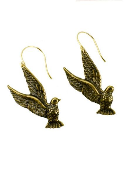 Tara Gasparian Tara Gasparian Bronze Doves
