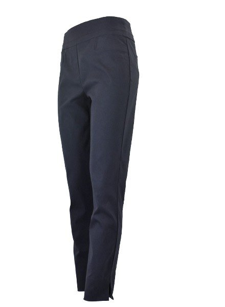 Renuar The Ankle Cigarette Magic Pant in New Midnight