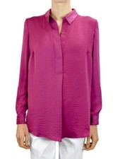 Renuar Renuar's Easy Shirt In Sugar Plum