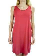 Comfy's San Jose Dress In Red