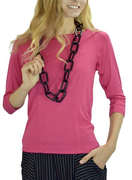 Comfy's Cindy Top In Miami Pink