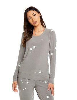 Star Knit Pullover