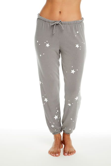Star Knit Lounge Pants