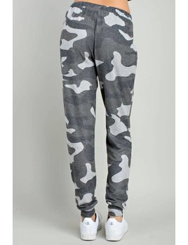Camouflage Tiger Brush Joggers
