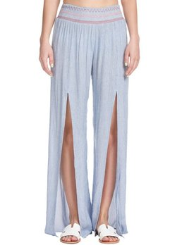 Front Slit Pants