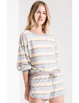 Rainbow Stripe Shorts