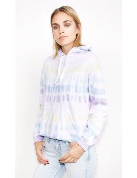 Rainbow Hooded Sweatshirt