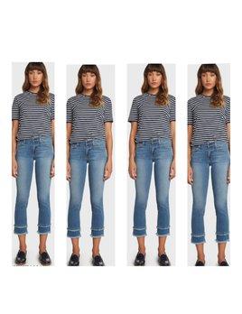 Double Hem Jeans