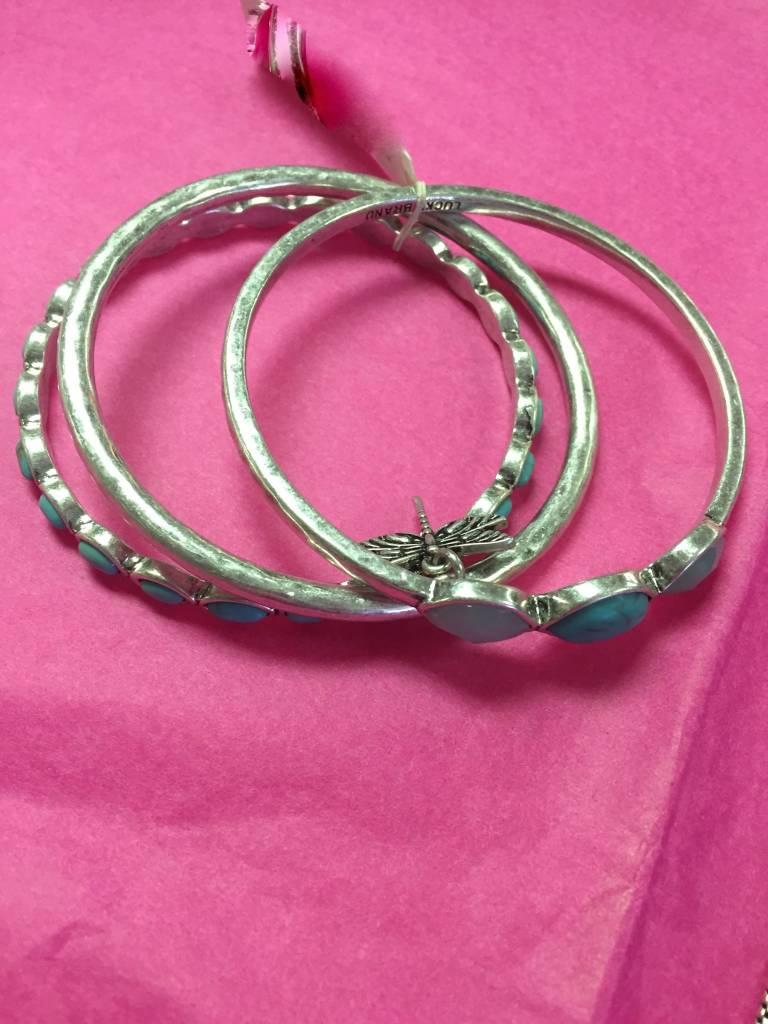 Single Bangle Bracelet Set (3)