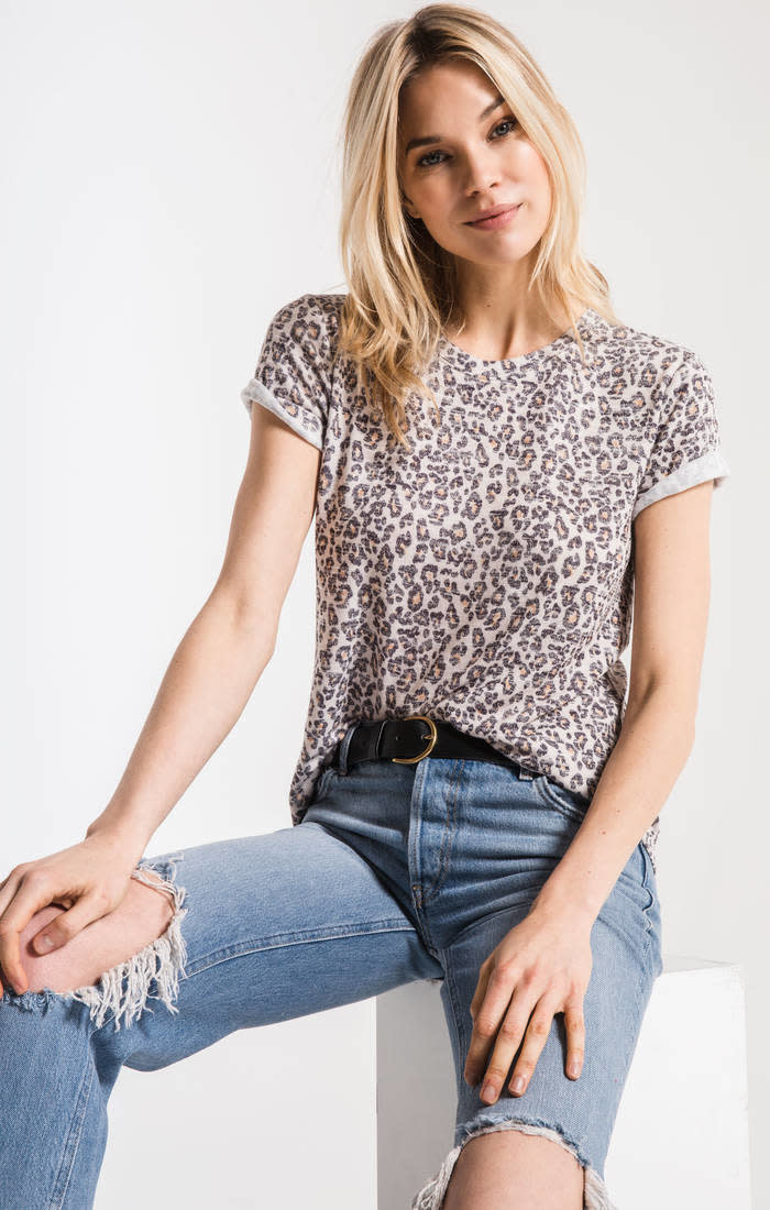 Leopard Tee Shirt