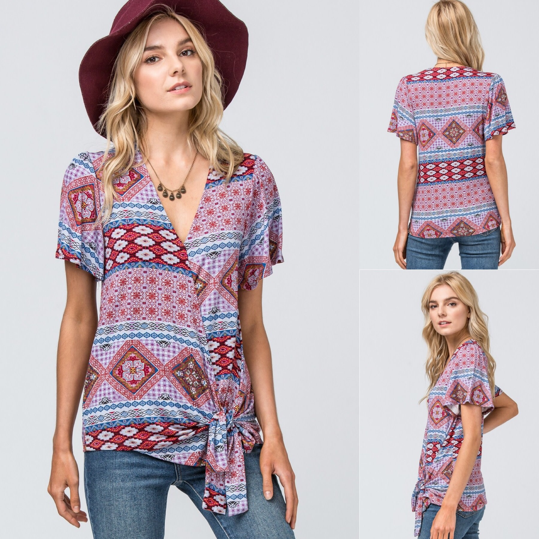 Print Surplus Top