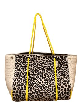 Neoprene Bag With Perforated Panels