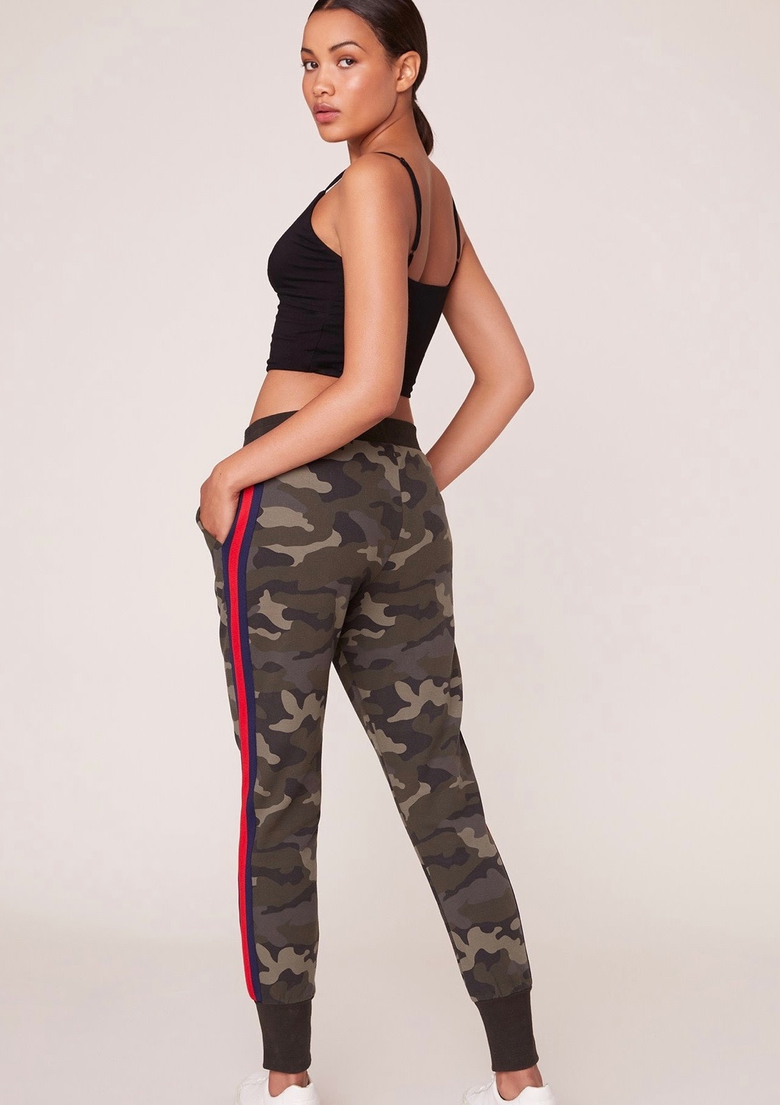 Camouflage Fleece Sweatpants