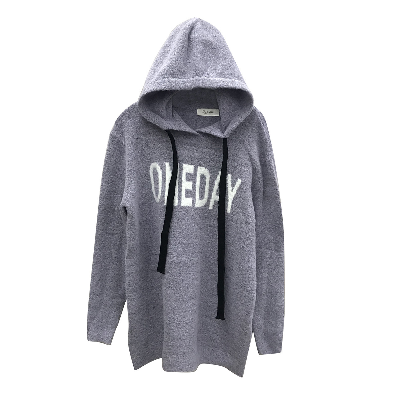 ONEDAY Knit Hoodie